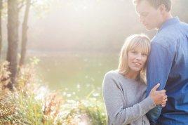 Hochzeitsplanerin heiratet Verlobungsshooting Herbst Hochzeitsfotos