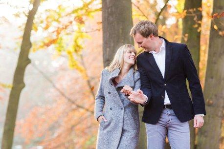 Hochzeitsplanerin heiratet Verlobungsshooting Herbst morbidejpg