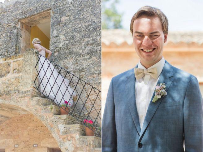 Hochzeitsplanerin heiratet Hochzeit Mallorca First Look Paarfotos00003