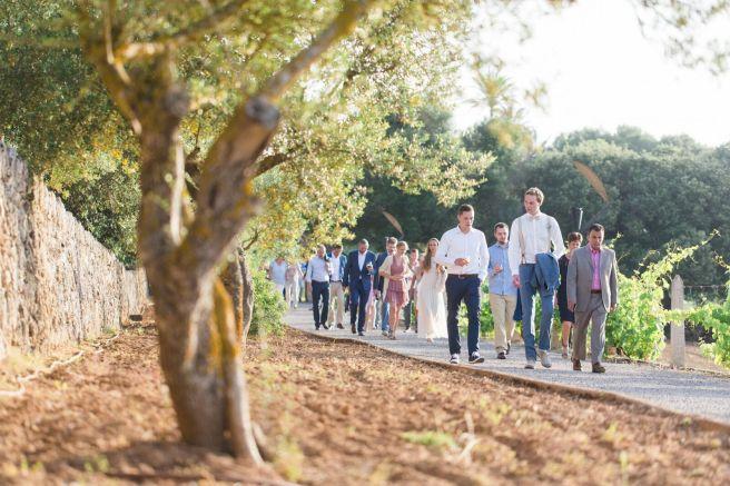 Hochzeitsplanerin heiratet Mallorca Hochzeit Finca
